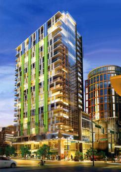 Apartment / Condo / Revenue Property For Sale in Vancouver, BC - 1 bdrm, 1 bath (1601, 999 Seymour Street)