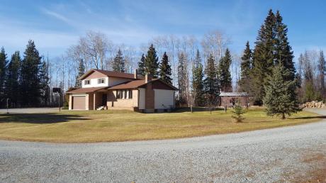 Acreage For Sale in Prince George, BC - 4 bdrm, 1.5 bath (12030 Woodland Road)