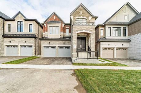House / Detached House For Sale in Brampton, ON - 4+1 bdrm, 4 bath (47 Boathouse Rd.)