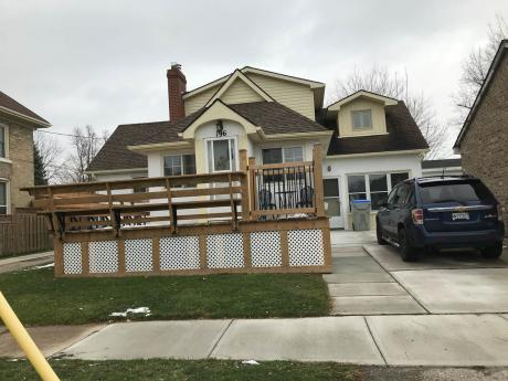 Duplex For Sale in Goderich, ON - 3+2 bdrm, 2 bath (196 St. David St.)