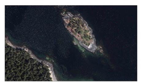 Acreage / Island / Recreational Property / Waterfront Property For Sale on Texada Island, BC - 0 bdrm, 0 bath (Lot 571, Norah Island)