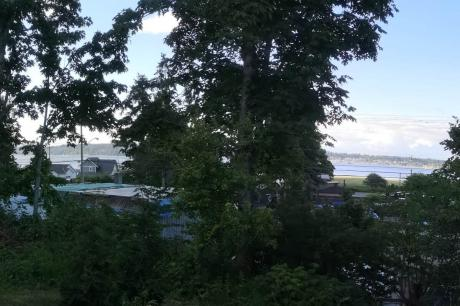 Cottage / House / Recreational Property / Revenue Property / Vacant Land For Sale in Royston, BC - 1 bdrm, 1 bath (4005 Island Hwy S)