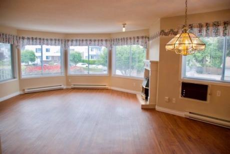 Condo / Apartment For Sale in Abbotsford, BC - 2 bdrm, 2 bath (102, 2450 Church St)