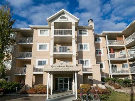 Condo / Apartment For Sale in Edmonton, AB - 2 bdrm, 2 bath (117, 12618 - 152 Avenue)