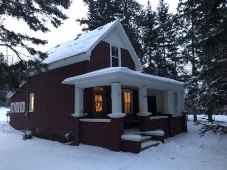 House / Apartment / Vacant Land For Sale in Banff, AB - 3 bdrm, 2 bath (216 Muskrat Street)