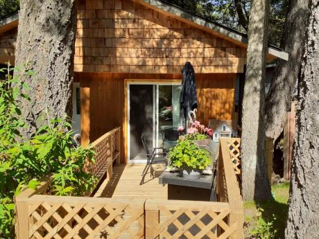 Patio Home / Cottage For Sale in Victoria, BC - 2 bdrm, 2 bath (4, 2500 Florence Lake Rd.)