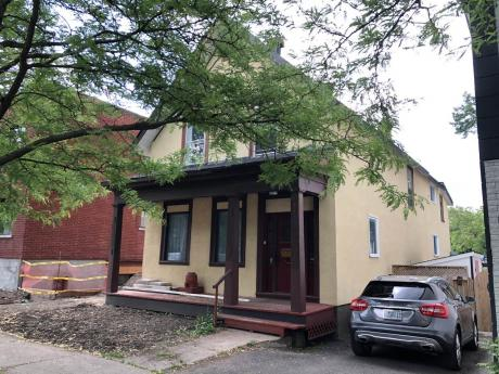 House / Building Lot / Detached House / Duplex / Revenue Property For Sale in Ottawa, ON - 3+1 bdrm, 2 bath (201 Crichton Street)