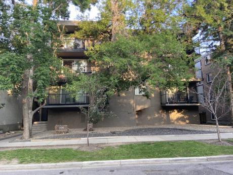Condo / Apartment For Sale in Calgary, AB - 1+1 bdrm, 1 bath (204, 709 3 Ave NW)