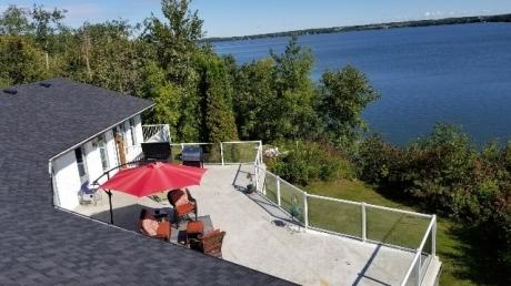 Waterfront Property / Acreage For Sale in Bonnyville, AB - 5 bdrm, 3.5 bath (46318 Township Road 611a)