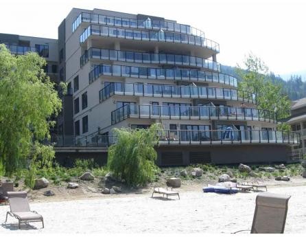 Condo / Recreational Property / Waterfront Property For Sale in Sicamous, BC - 3 bdrm, 2 bath (105, 326 Mara Lake Lane)