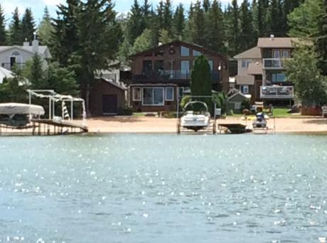 Waterfront Property / House For Sale in Cold Lake, AB - 3+1 bdrm, 3 bath (338 Birch Avenue)