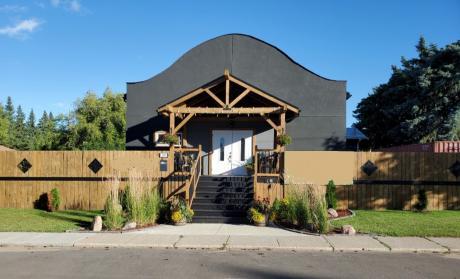 Revenue Property For Sale in Marwayne, AB - 2+2 bdrm, 2 bath (107 Center Street)