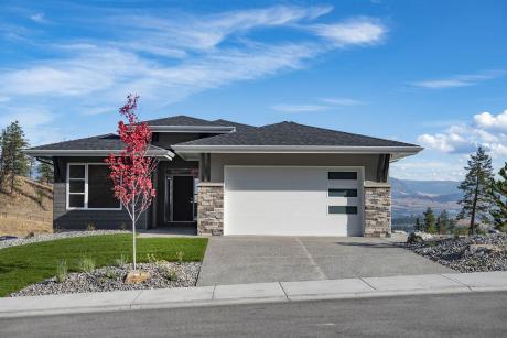 House / Detached House For Sale in Kelowna, BC - 2 bdrm, 2 bath (204 Skyland Drive)