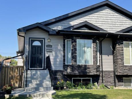 Half Duplex / Duplex / Revenue Property / Semi-Detached House For Sale in Edmonton, AB - 5 bdrm, 3 bath (10344 160 Street Northwest)