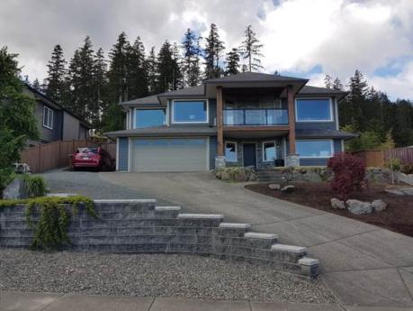 House For Sale in Campbell River, BC - 4 bdrm, 3 bath (997 Timberline Dr.)