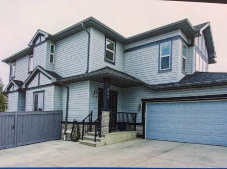 House For Sale in Okotoks, AB - 3 bdrm, 2.5 bath (442 Cimarron Blvd)