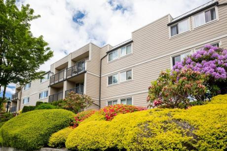 Condo / Apartment For Sale in Coquitlam, BC - 1 bdrm, 1 bath (305, 1103 Howie Avenue)