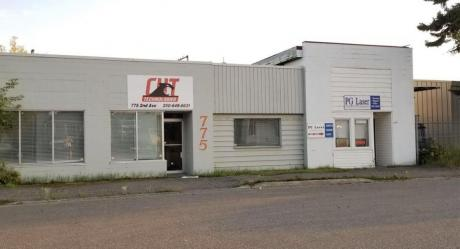 Commercial Space For Sale in Prince George, BC - 2+2 bdrm, 1 bath (775, 2nd Ave)