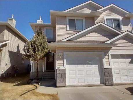 Condo / Half Duplex For Sale in Edmonton, AB - 3 bdrm, 3 bath (19, 287 Macewan Road SW)