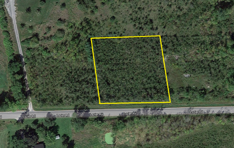 Building Lot / Acreage / Empty Lot / Land / Recreational Property For Sale in Shannonville, ON - 0 bdrm, 0 bath (1067 Lazier Road)