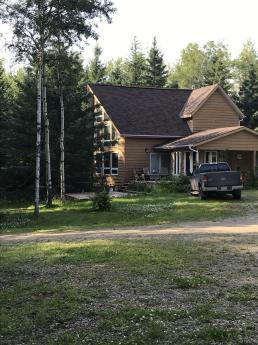 Acreage / Detached House / Land with Building(s) For Sale in County Of Grande Prairie, AB - 1+2 bdrm, 2.5 bath (42, Range Rd 53 & Township Rd 742)