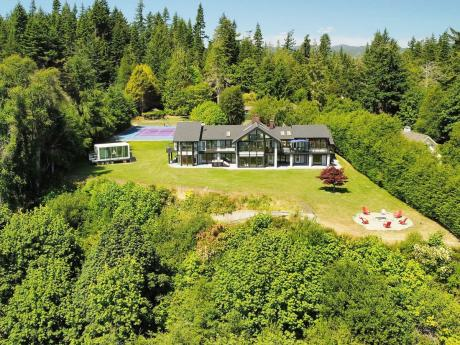 Waterfront Property / Home-Based Business Potential / House / Land with Building(s) / Revenue Property For Sale in Sooke, BC - 6+1 bdrm, 6 bath (9227 Invermuir Road)