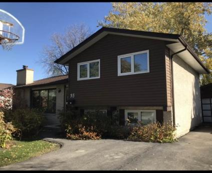 House / Detached House For Sale in Winnipeg, MB - 4 bdrm, 2 bath (35 Reiny Drive)