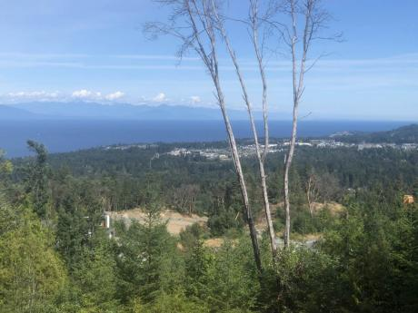 Building Lot / Empty Lot For Sale in Lantzville, BC - 0 bdrm, 0 bath (S.L. B Tonnerre Way)