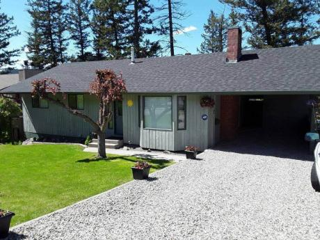 House For Sale in Williams Lake, BC - 6 bdrm, 3 bath (497 Midnight Drive)