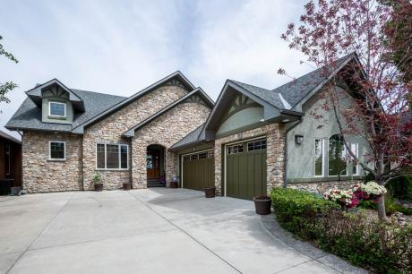 House / Detached House / Patio Home / Waterfront Property For Sale in Calgary, AB - 3 bdrm, 4 bath (155 Chapala Point SE)