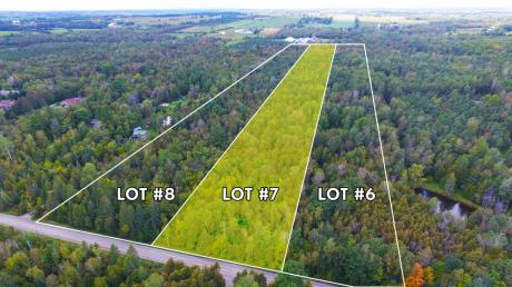 Acreage / Empty Lot / Farm / Land / Recreational Property For Sale in Uxbridge, ON - 0 bdrm, 0 bath (Regional Rd 12 Con 2 S PT Lot 4 Pcl 7)