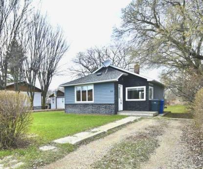 House For Sale in Wawota, SK - 2 bdrm, 1 bath (111 Pipestone Avenue)