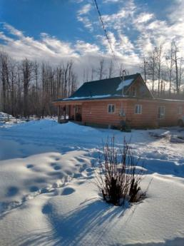 Acreage / Cottage / Detached House / House / Land with Building(s) For Sale in Fort St. John, BC - 3+1 bdrm, 2 bath (14639 Coffee Creek Sub)