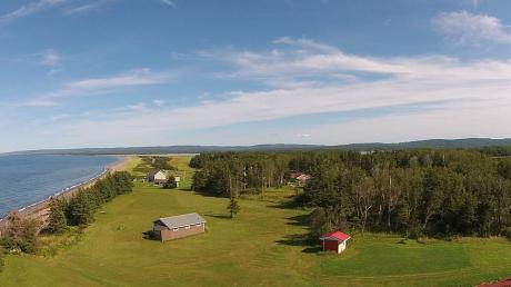 Vacant Land / Acreage / Recreational Property / Waterfront Property For Sale on Big Island, NS - 0 bdrm, 0 bath (48 Serenity Lane ~ Lot 20-1)