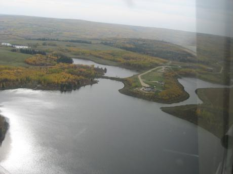 Vacant Land / Acreage / Recreational Property / Waterfront Property For Sale in RM of Leask, SK - 0 bdrm, 0 bath (28 A. J. Cantin Lane D'Amour Lake)