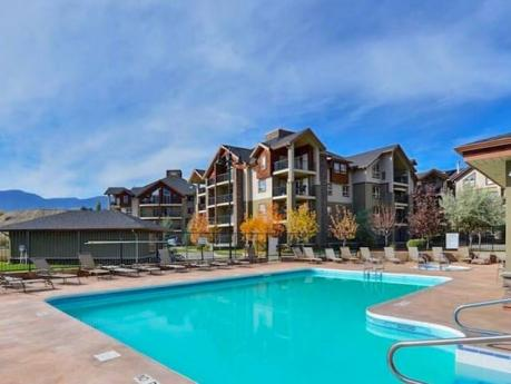 Condo / Apartment / Waterfront Property For Sale in Invermere, BC - 2 bdrm, 1 bath (205 Third Ave)