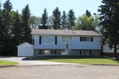 House For Sale in Daysland, AB - 4 bdrm, 2 bath (5125 56 Street)