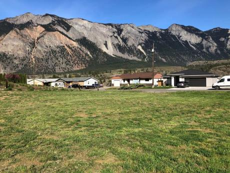 Building Lot / Empty Lot / Land For Sale in Lillooet, BC - 0 bdrm, 0 bath (Summers St)