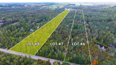 Land / Acreage / Empty Lot / Farm / Recreational Property For Sale in Uxbridge, ON - 0 bdrm, 0 bath (Regional Rd 12 Con 2 S PT Lot 4 Pcl 8)