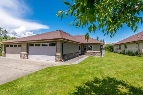 Half Duplex For Sale in Campbell River, BC - 2+1 bdrm, 2 bath (#22, 2006 Sierra Drive)