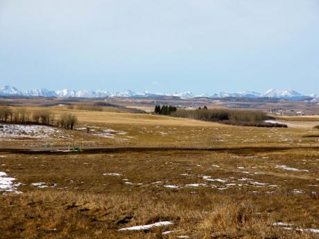 Empty Lot / Acreage For Sale in De Winton, AB - 0 bdrm, 0 bath (284010 36 St W (Lot #2))