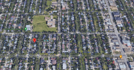 Empty Lot / Building Lot For Sale in Edmonton, AB - 0 bdrm, 0 bath (10822-128th Street)