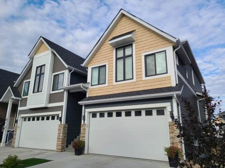 Townhouse / Condo For Sale in Warman, SK - 3 bdrm, 2.5 bath (104-900 St. Andrews Lane)