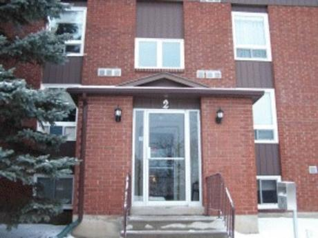 Condo / Apartment For Sale in Brockville, ON - 2 bdrm, 1 bath (24, 2 Charlotte Place)